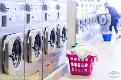 Dịch vụ 1 - Giặt ướt không sấy/giá rẻ nhất tại giặt là hấp sấy Q.A.P