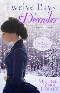 Heidi Reads... Twelve Days in December by Michele Paige Holmes