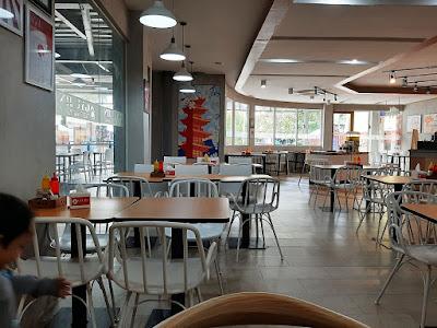 Suasan Restoran Gyu Jin Teppan Samarinda