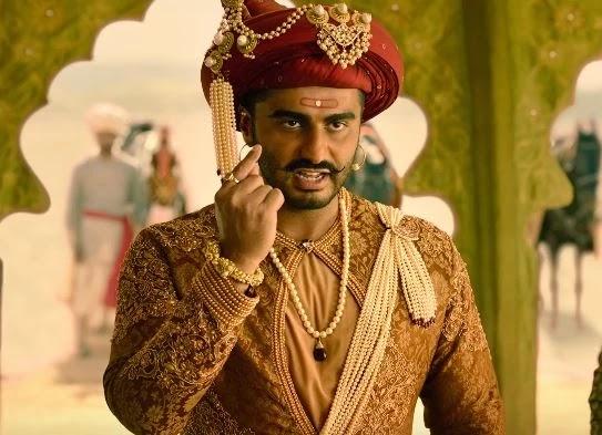 Panipat Movie Trailer Out   Starring Arjun Kapoor, Sanjay Dutt and Kriti Sanon