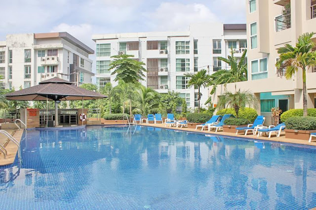Relaxing Two Bedroom One Bath Patong Apartment