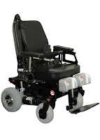 Tetra EX Wheelchair