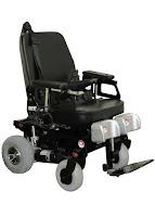 Tetra EX Wheelchair