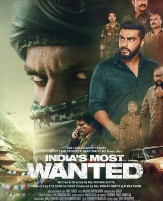 India's Most Wanted 2019 Hindi 720p WEB HDRip 550Mb HEVC x265