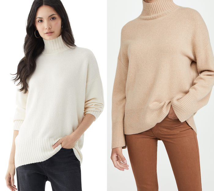 save splurge cozy winter sweater walmart finds