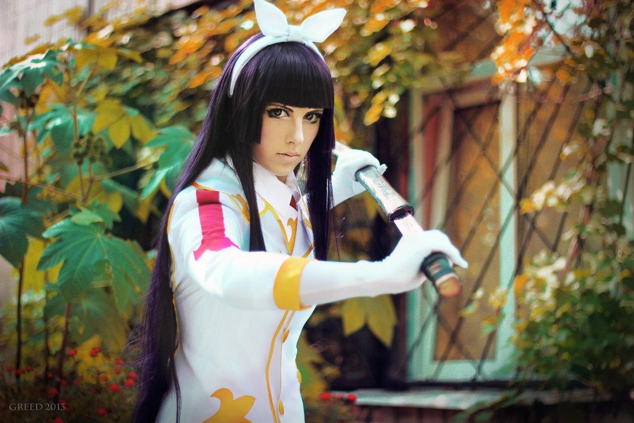 Contoh Gambar Make Up Cosplay Anime Terbaik