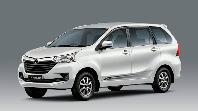 List of Toyota Avanza Types Price List Philippines