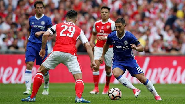 The Gunners Berhasil Rebut Piala FA Usai Taklukkan Chelsea 2-1