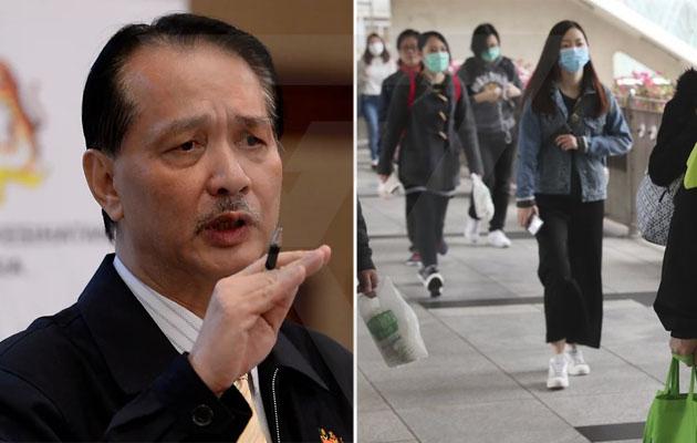 KKM kaji cadangan denda RM1,000 atau penjara jika tak pakai mask di tempat awam