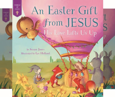 Susan Jones' Easter Storybook with Adorable Pictures for Children