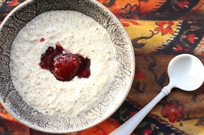 quinoa leger a la creme