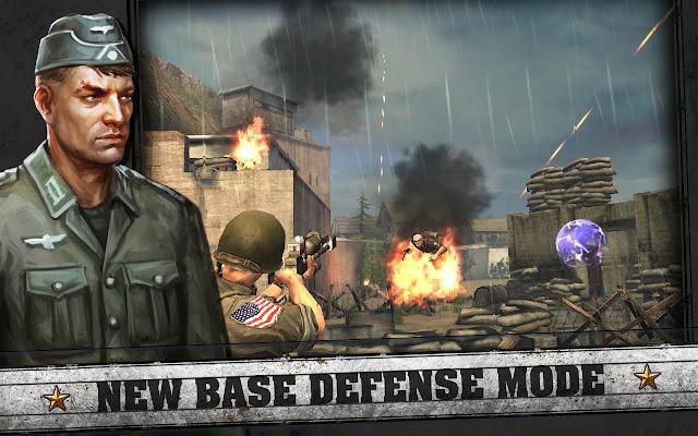 تحميل لعبة Frontline Commando D Day مجانا للاندرويد