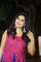 Srushti in beautiful Pink Sleeveless Dress Cute Actress Dimples ~  Exclusive 038.JPG