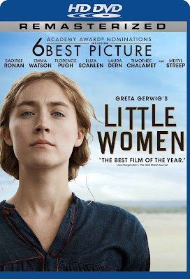 Little Women [2019] [DVDBD R1] [Latino] [Remasterizado]