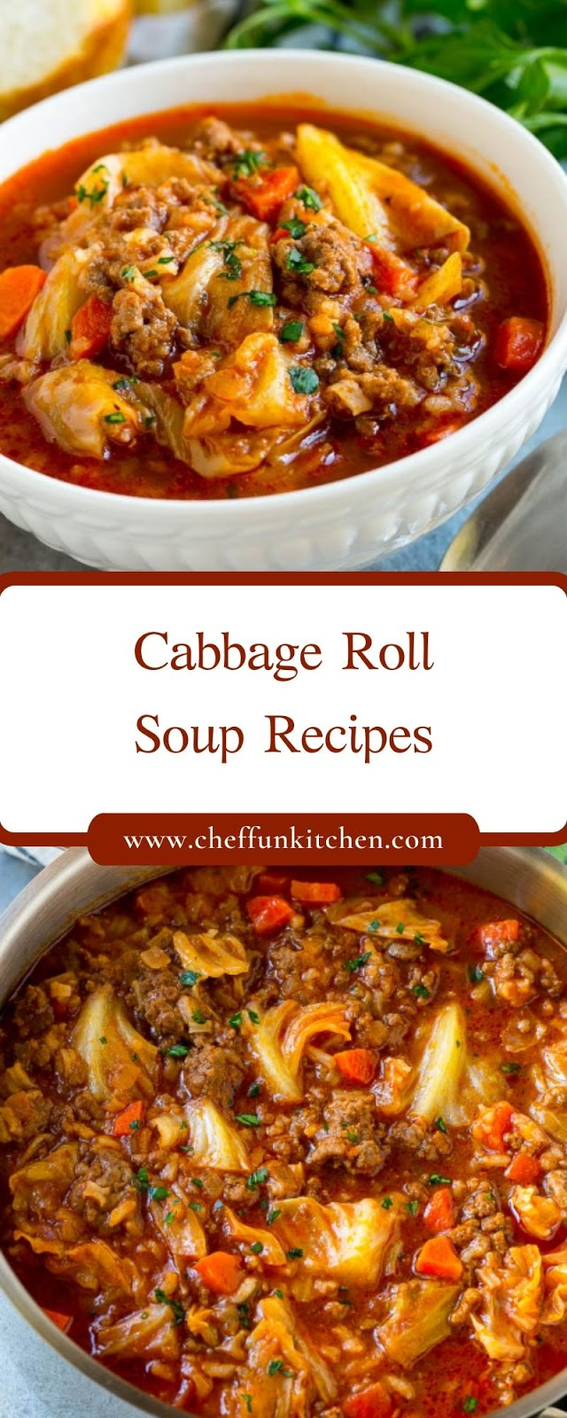 Cabbage Roll Soup Recipes