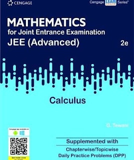 CENGAGE CALCULUS FOR IIT JEE BY G. TEWANI