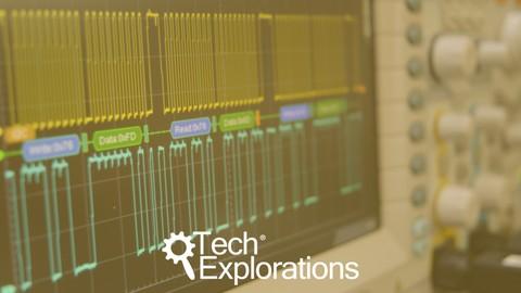 Tech Explorations™ Oscilloscopes for beginners