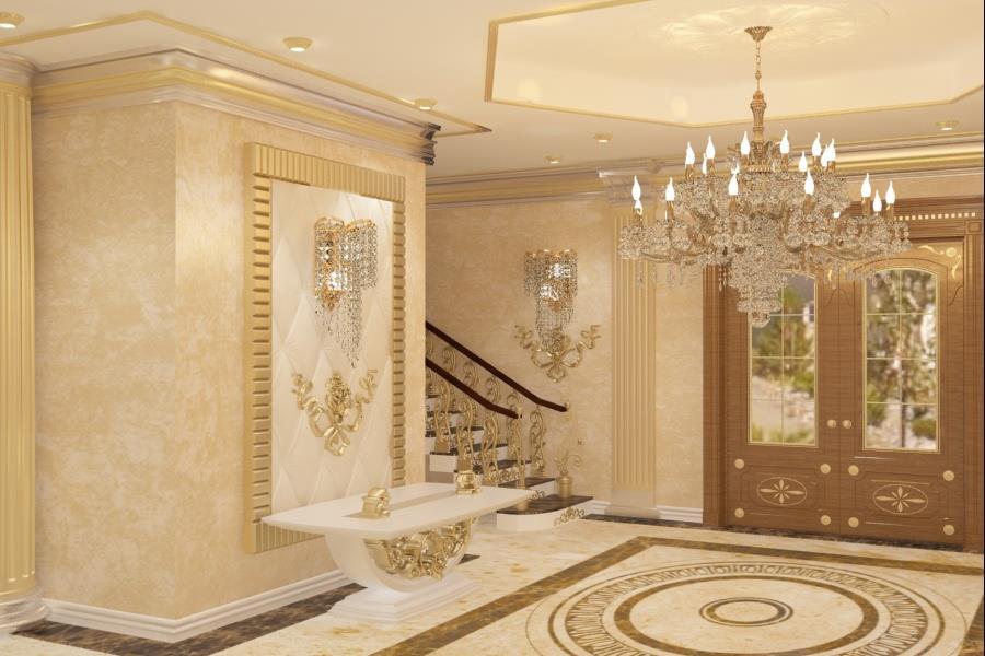 Design interior - casa stil clasic - Constanta