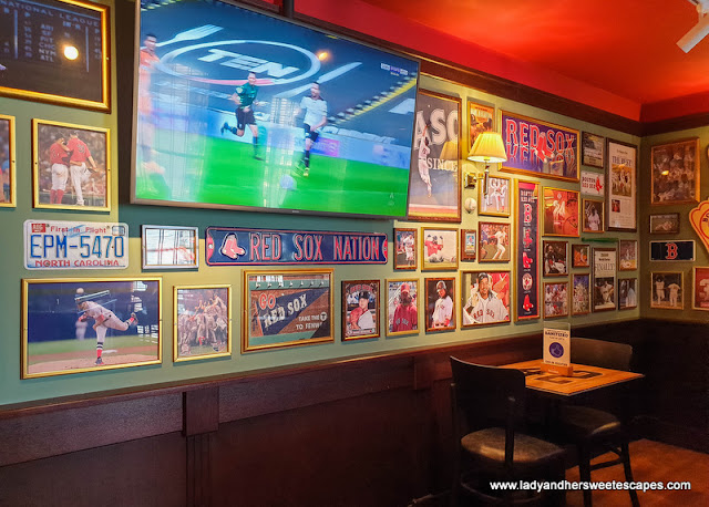 O'Learys Sports Bar Dubai interior