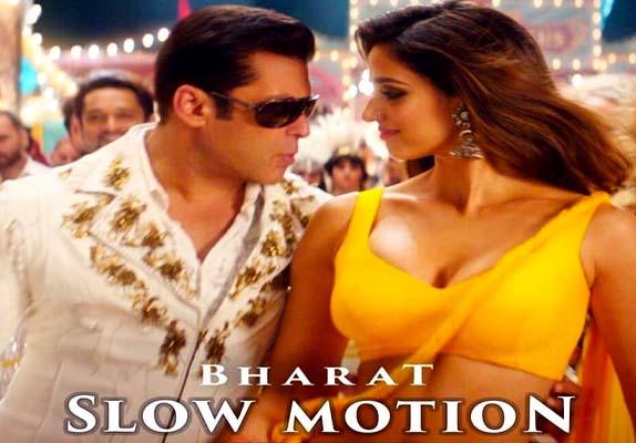 Slow Motion Main lyrics (Bharat) - Salman Khan