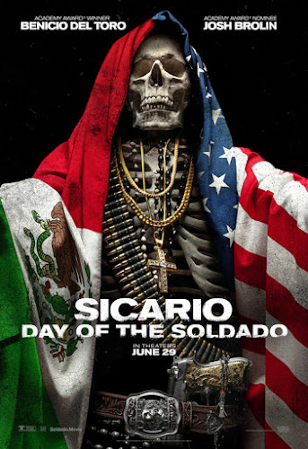 Sicario: Day of the Soldado (Web-DL 1080p Hevc Ingles Subtitulada) (2018)
