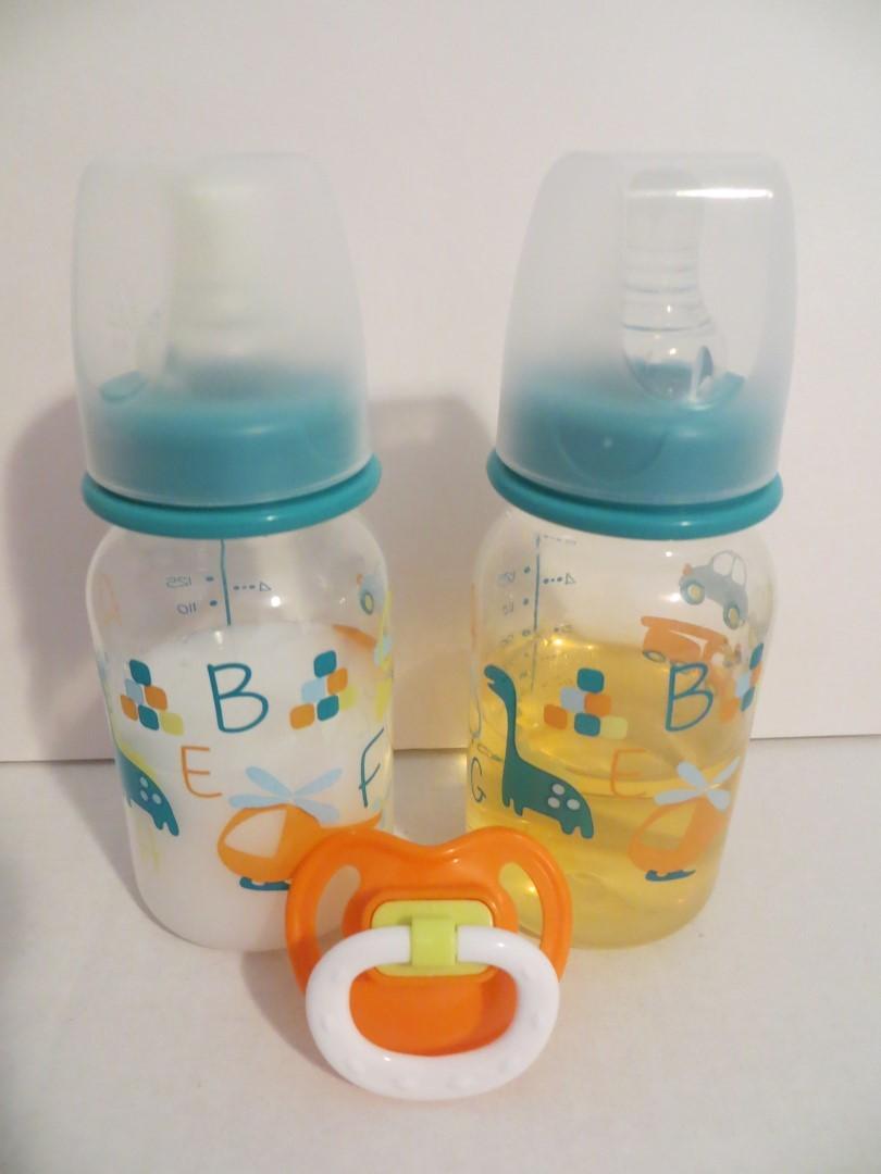 Reborn Baby Doll Bottles