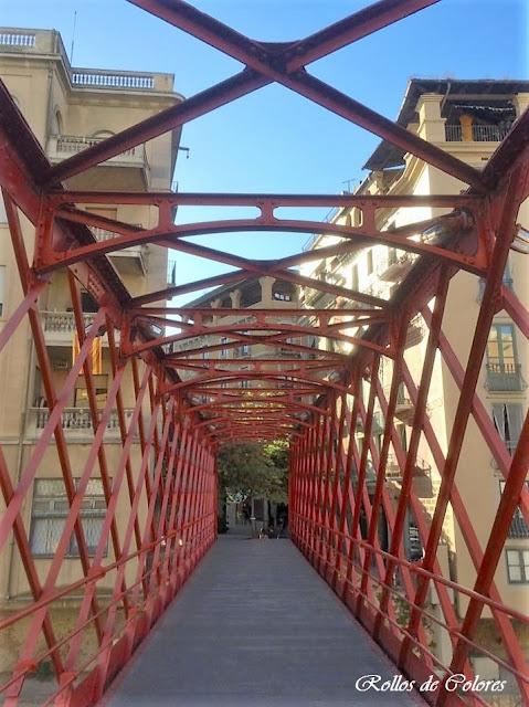 Pont de les Peixateries Velles Girona