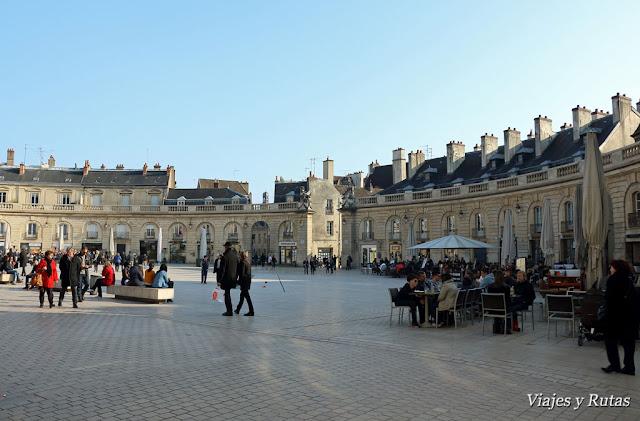 Plaza de la Liberacion de Dijon