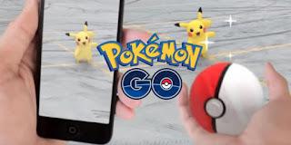 Akhir nya Pokemon Go Telah Resmi dan Rilis Di Indonesia, ini Link Download nya