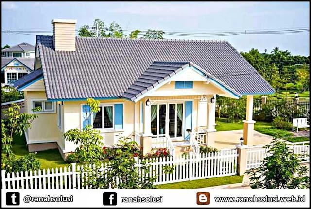 Gambar Rumah Minimalis Terbaru yang Asri
