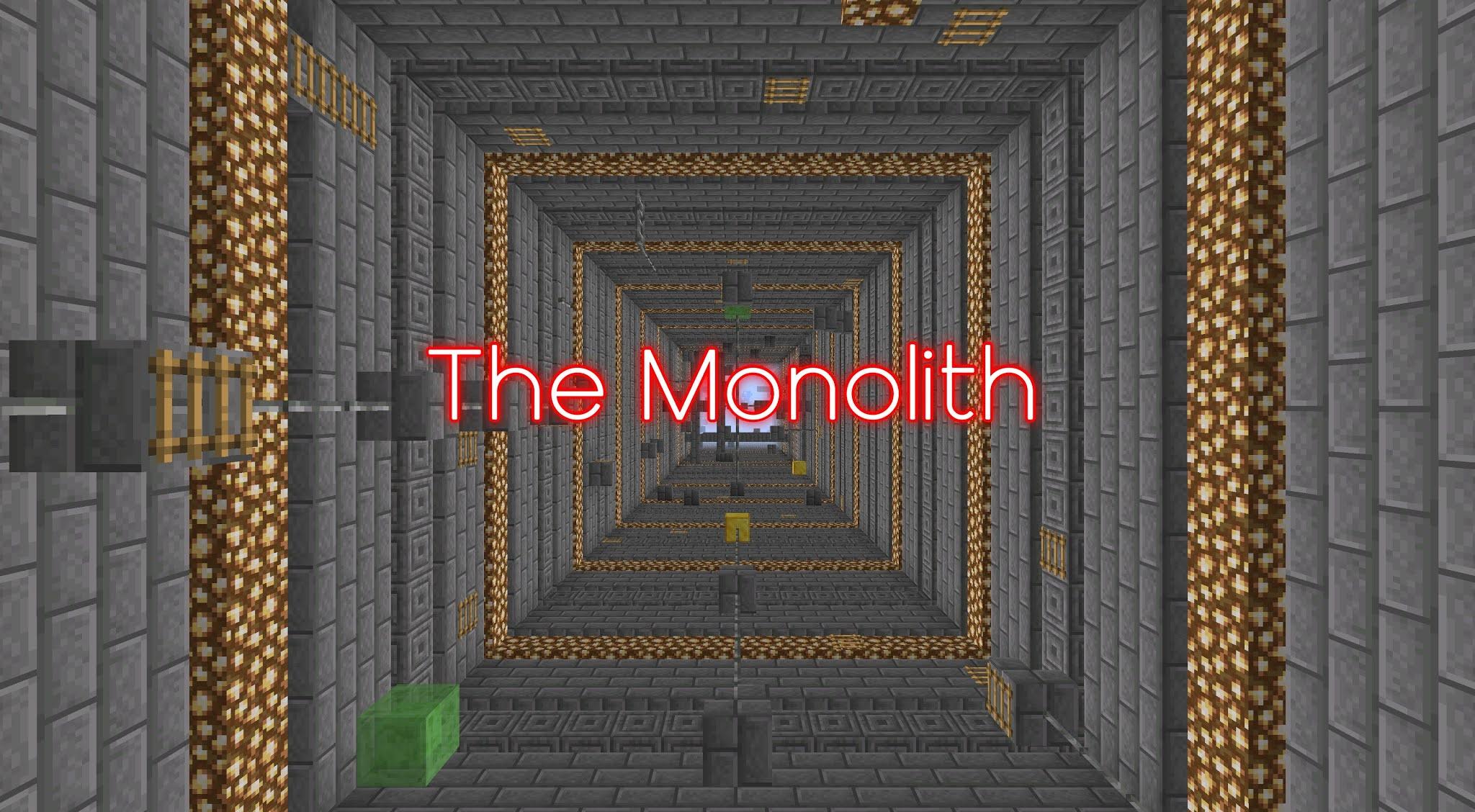 The Monolith Parkour Map