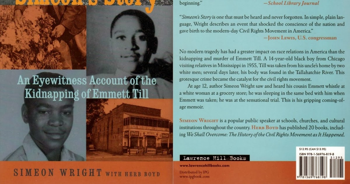 Books About The Blues Simeon Wright And Herb Boyd Simeons Story