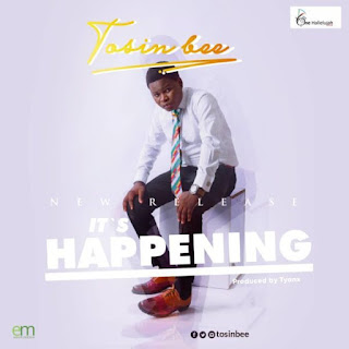 Tosin bee_it's happening mp3 Download