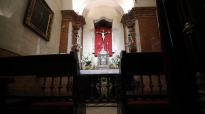 Se culmina la Capilla Sacramental en la Basílica de la Macarena