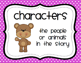 Story Elements Posters {Freebie}