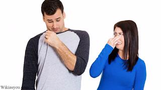 كيف أتخلص من رائحة الجسم الكريهة؟