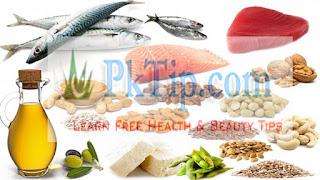 Diet For Dandruff omega 3