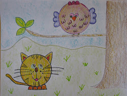 drawing shapes grade simple using line shape smart drawings geometric animal lessons finished texture