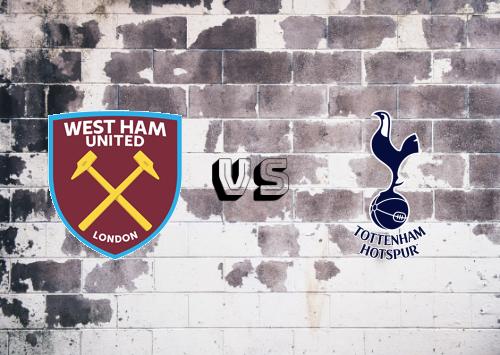 West Ham United vs Tottenham Hotspur  Resumen y Partido Completo