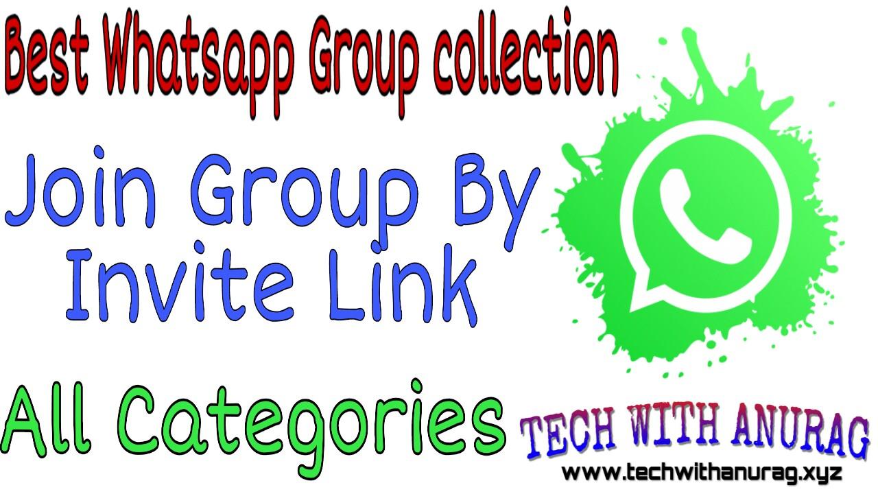 June 2019 ) Join Latest Whatsapp Group | Whatsapp Group Invite Link