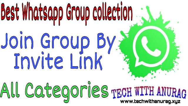 [Updated] 500+ New WhatsApp Groups Invite Link