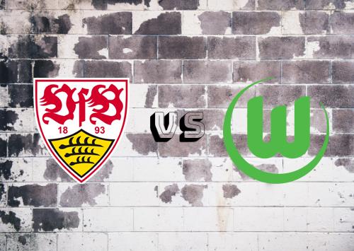 Stuttgart vs Wolfsburg  Resumen