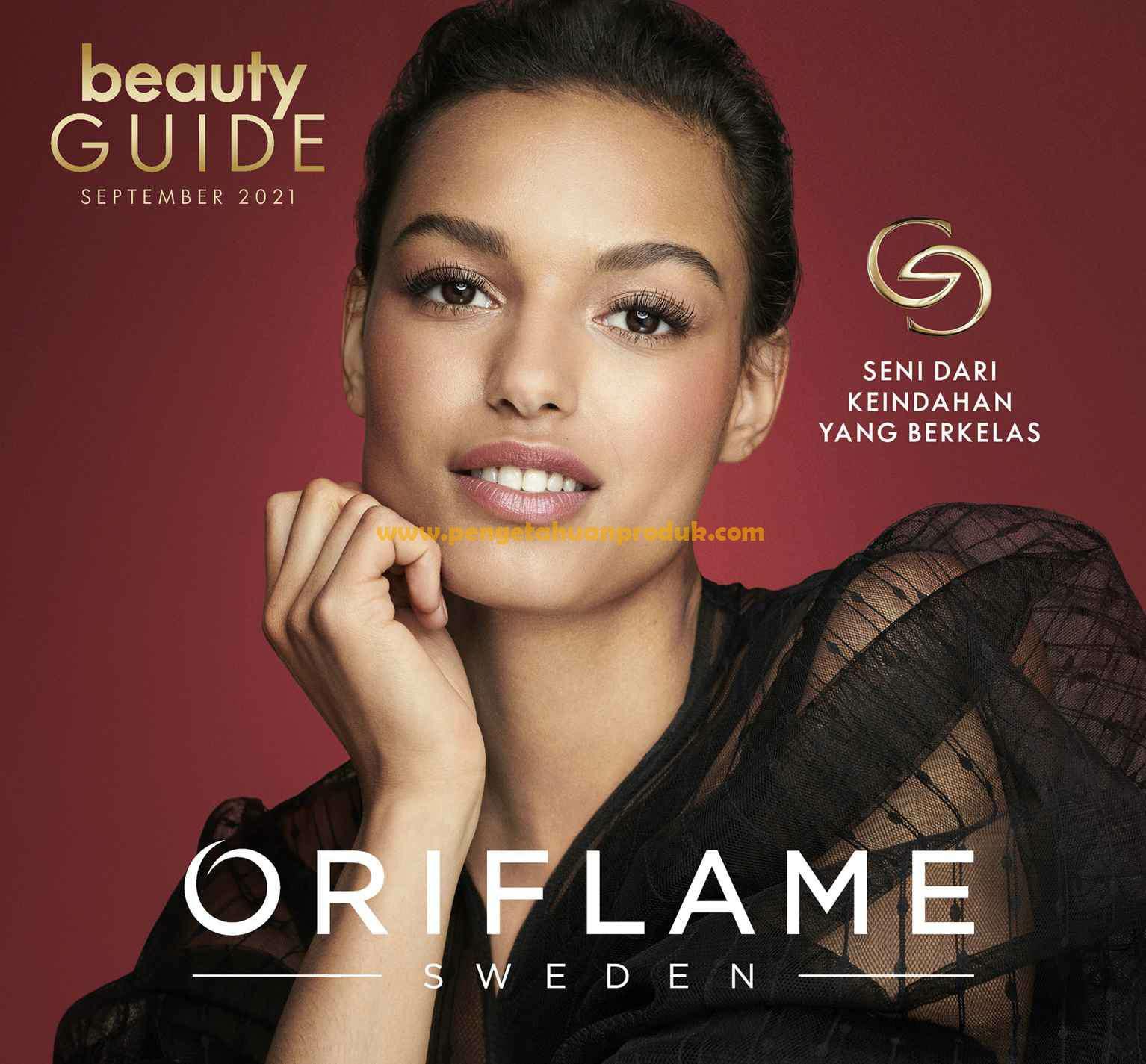 Katalog Oriflame September 2021 Gambar Lengkap 100 Halaman