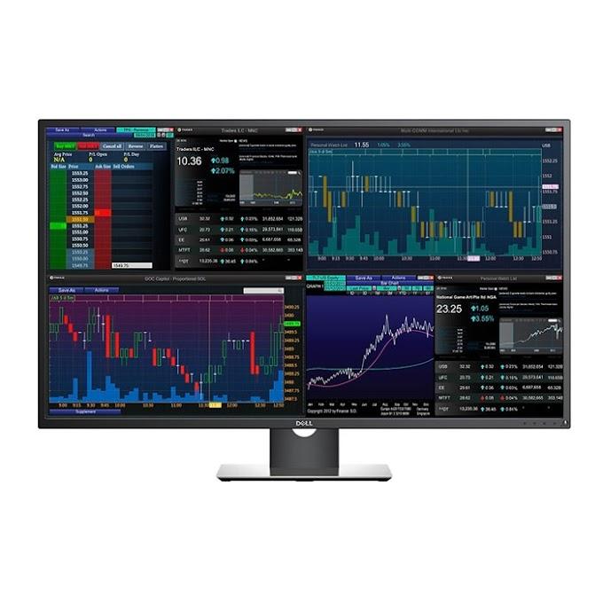 Màn hình LCD 43'' Dell P4317Q Ultra HD 4K IPS