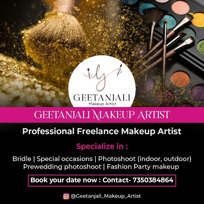 Geetanjali Makeup Artist