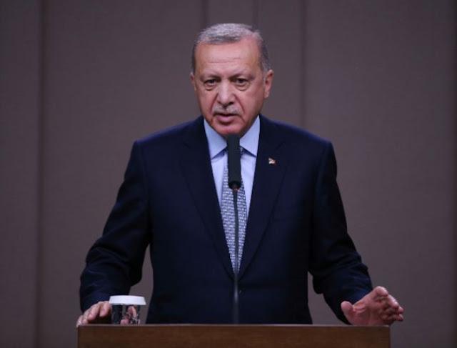 Ερντογάν: «Αν οι Κούρδοι παραμείνουν στην ασφαλή ζώνη, θα λάβουμε μέτρα»