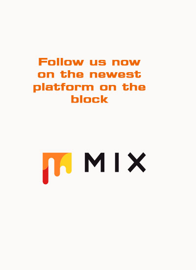 Find us on Mix