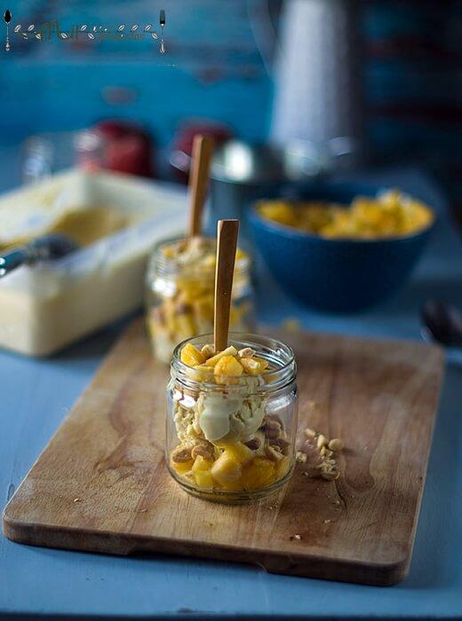 receta-parfait-vainilla-miel-melocoton