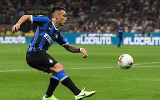 Barcelona step up their bid for Inter Milan striker Lautaro Martinez