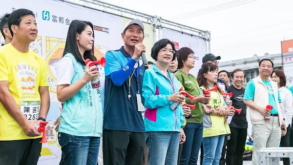 田中馬取消實體馬拉松賽事 用「線上跑」歡慶十周年